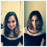 new hair, new me